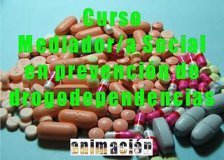 curso mediador prevencion drogodependencias