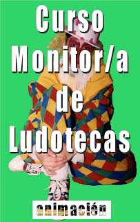 curso monitor de ludotecas