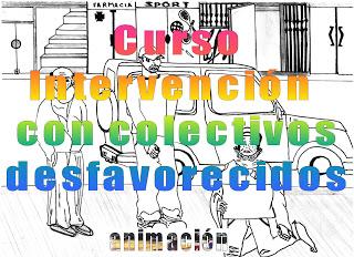 curso intervencion colectivos desfavorecidos