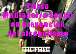 curso mediador prevencion alcoholismo