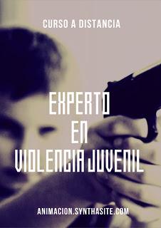 imagen cursos experto en violencia juvenil