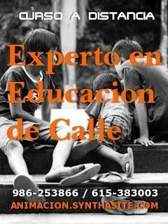 imagen cursos experto en educacion de calle