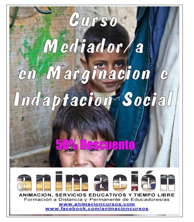 Curso marginacion social