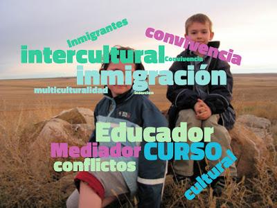 imagen curso educador con inmigrantes