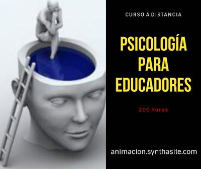 cursos psicologia para educadores